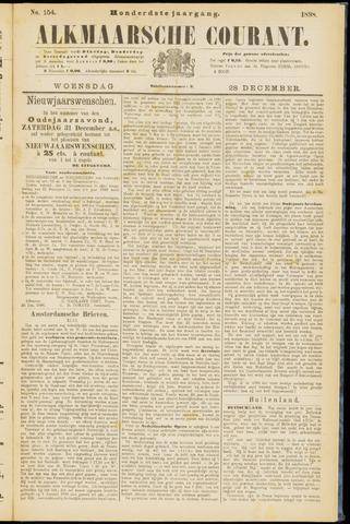 Alkmaarsche Courant 1898-12-28