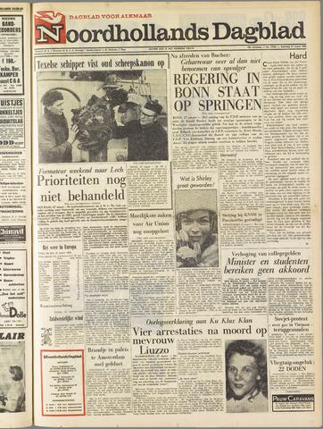 Noordhollands Dagblad : dagblad voor Alkmaar en omgeving 1965-03-27