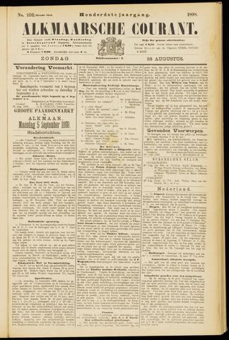 Alkmaarsche Courant 1898-08-28