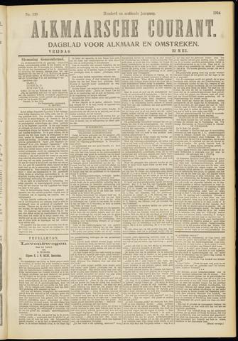 Alkmaarsche Courant 1914-05-22