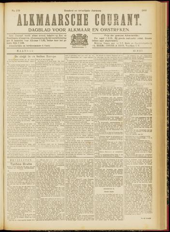 Alkmaarsche Courant 1918-05-13