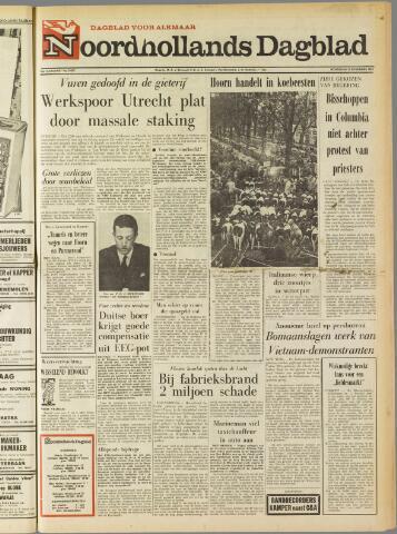 Noordhollands Dagblad : dagblad voor Alkmaar en omgeving 1969-11-12