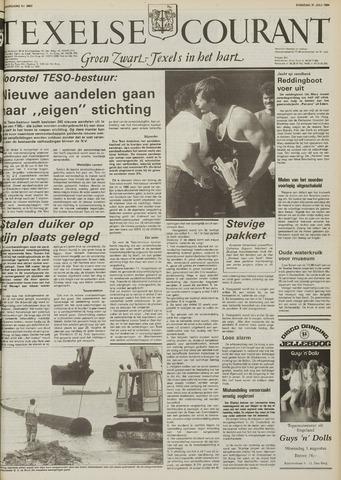 Texelsche Courant 1984-07-31