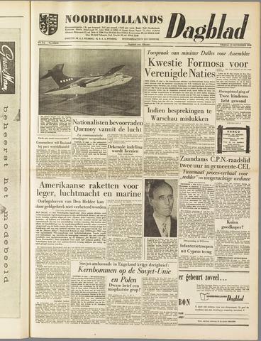 Noordhollands Dagblad : dagblad voor Alkmaar en omgeving 1958-09-19