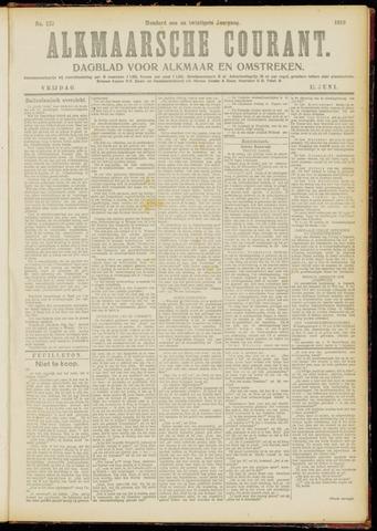 Alkmaarsche Courant 1919-06-13