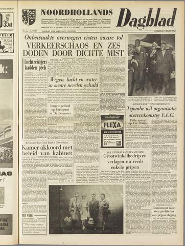 Noordhollands Dagblad : dagblad voor Alkmaar en omgeving 1961-03-09