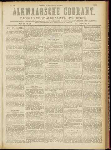 Alkmaarsche Courant 1916-08-23