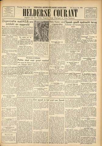 Heldersche Courant 1948-11-24