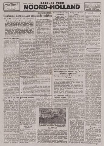 Dagblad Noord-Holland, Schager editie 1944-06-19