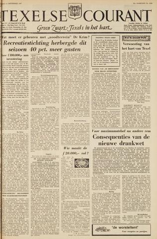 Texelsche Courant 1967-09-15