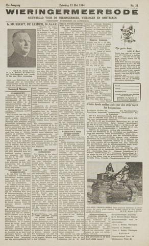 Wieringermeerbode 1944-05-13