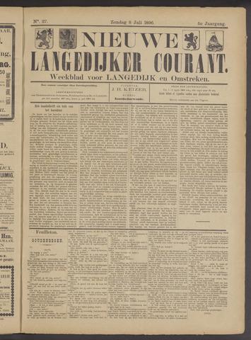 Nieuwe Langedijker Courant 1896-07-05