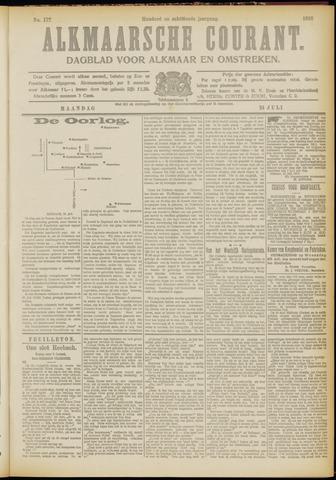 Alkmaarsche Courant 1916-07-24