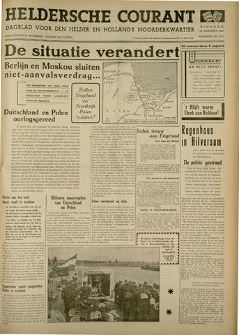 Heldersche Courant 1939-08-22