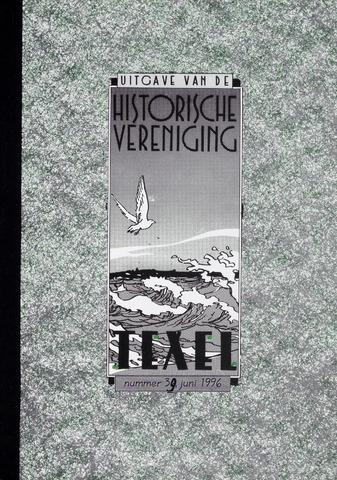 Uitgave Historische Vereniging Texel 1996-06-01