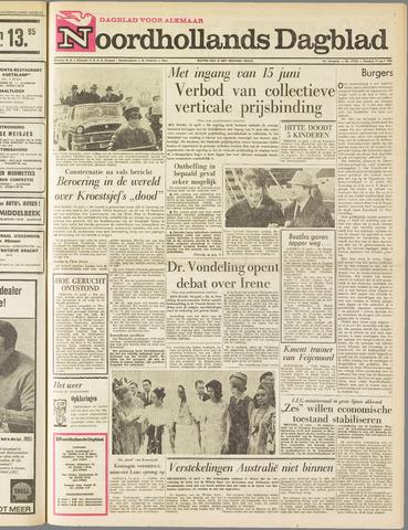 Noordhollands Dagblad : dagblad voor Alkmaar en omgeving 1964-04-14