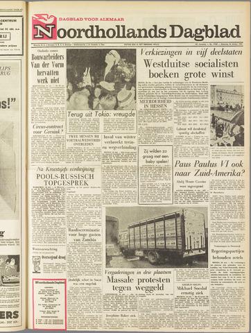 Noordhollands Dagblad : dagblad voor Alkmaar en omgeving 1964-10-26