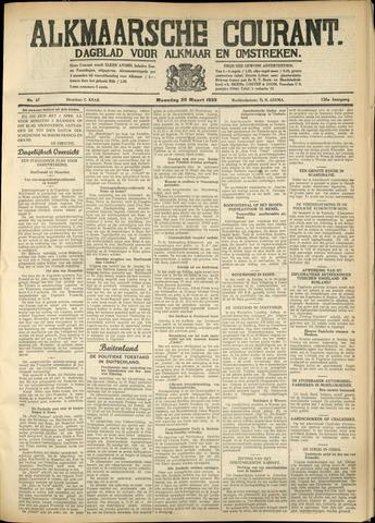 Alkmaarsche Courant 1933-03-20