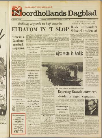 Noordhollands Dagblad : dagblad voor Alkmaar en omgeving 1969-10-29