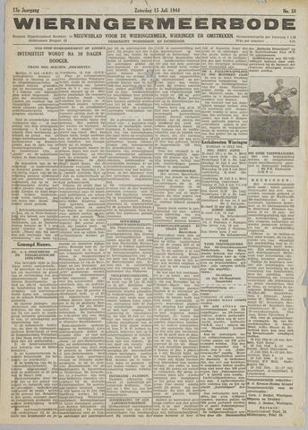 Wieringermeerbode 1944-07-15