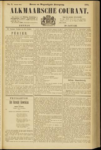 Alkmaarsche Courant 1895-01-20