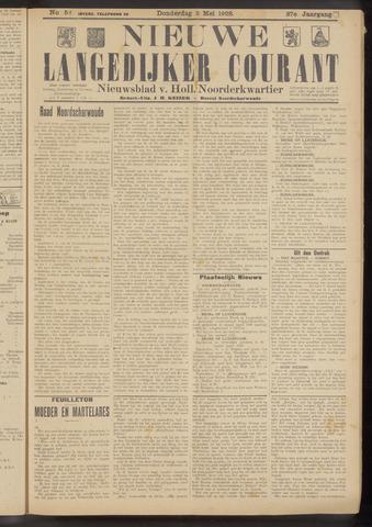 Nieuwe Langedijker Courant 1928-05-03