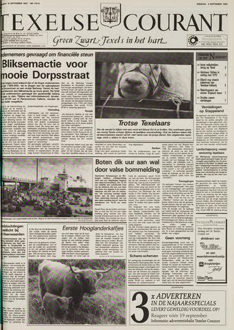 Texelsche Courant 1995-09-05
