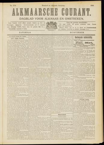 Alkmaarsche Courant 1913-11-29