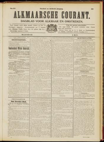 Alkmaarsche Courant 1911-05-08