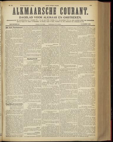Alkmaarsche Courant 1928-02-09