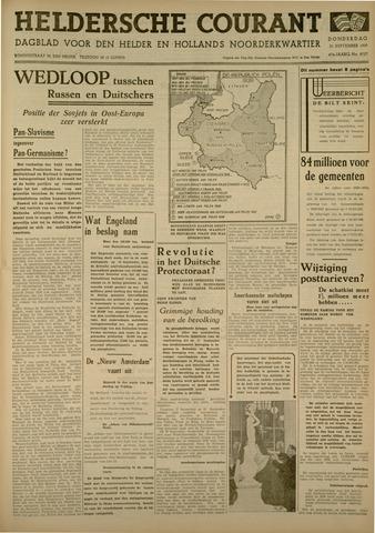 Heldersche Courant 1939-09-21