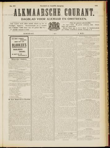 Alkmaarsche Courant 1910-05-03