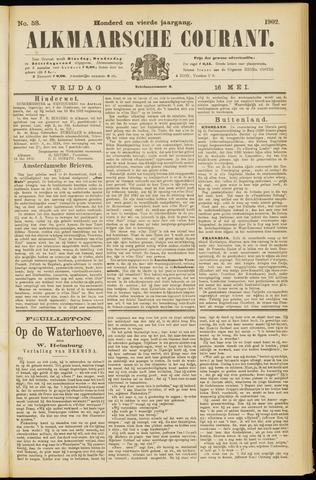 Alkmaarsche Courant 1902-05-16