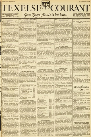 Texelsche Courant 1960-10-26
