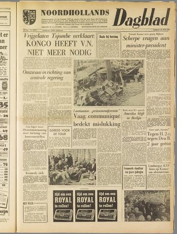 Noordhollands Dagblad : dagblad voor Alkmaar en omgeving 1961-06-23