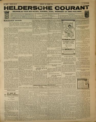 Heldersche Courant 1931-03-24