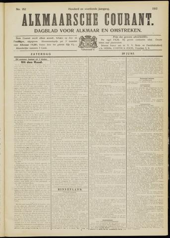 Alkmaarsche Courant 1912-06-29