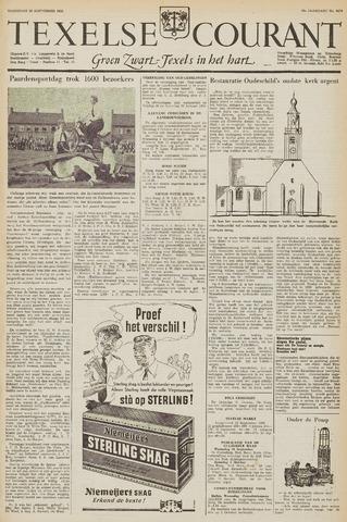 Texelsche Courant 1955-09-28
