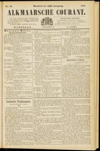 Alkmaarsche Courant 1903-06-03