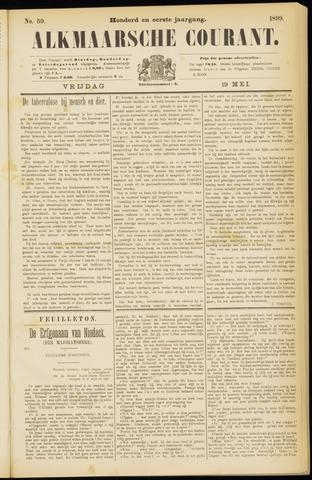 Alkmaarsche Courant 1899-05-19