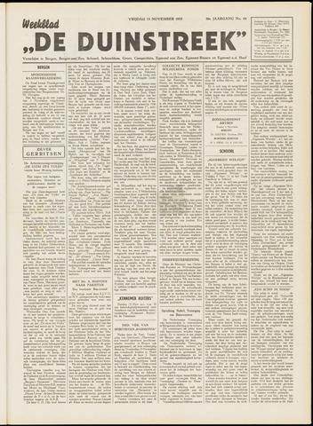 De Duinstreek 1953-11-13
