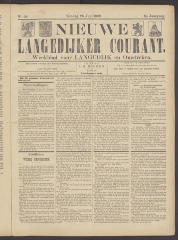 Nieuwe Langedijker Courant 1899-06-25