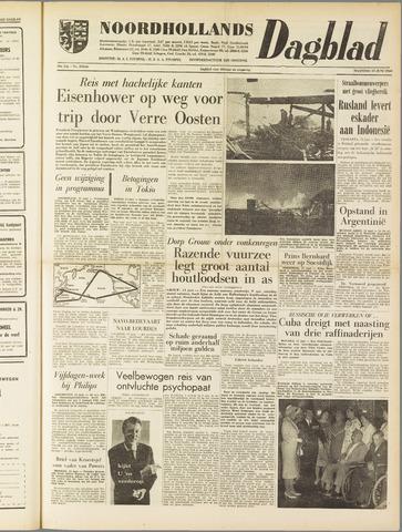 Noordhollands Dagblad : dagblad voor Alkmaar en omgeving 1960-06-13