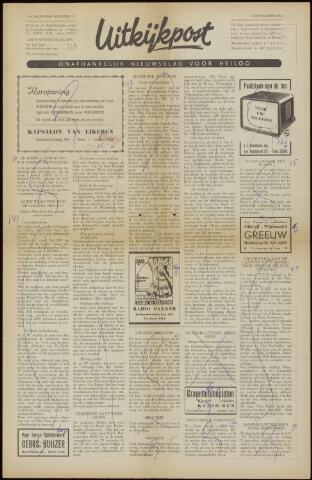 Uitkijkpost : nieuwsblad voor Heiloo e.o. 1958-09-04