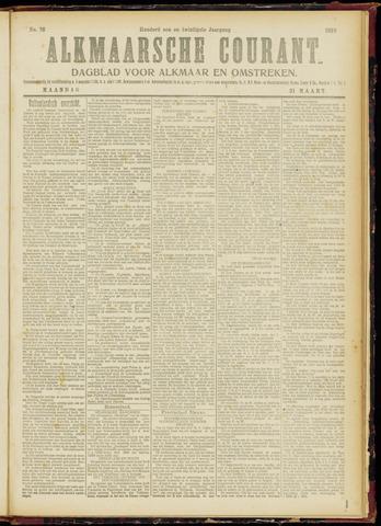 Alkmaarsche Courant 1919-03-31