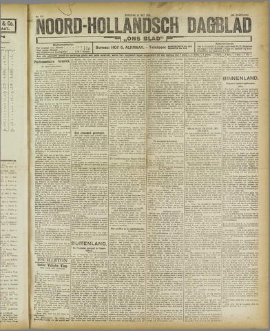 Ons Blad : katholiek nieuwsblad voor N-H 1921-05-31