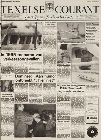 Texelsche Courant 1996-01-30