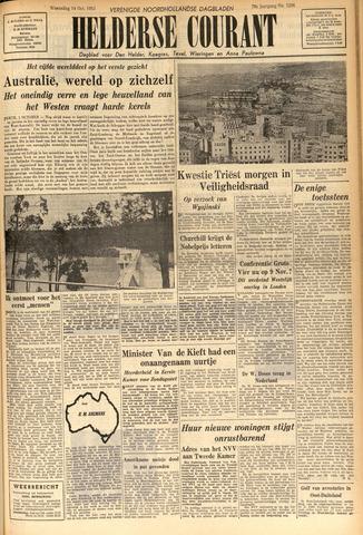 Heldersche Courant 1953-10-14