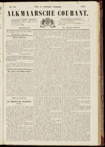 Alkmaarsche Courant 1881-08-21