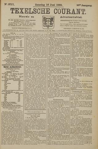 Texelsche Courant 1923-06-16